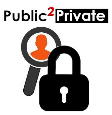 Introducing Public2Private